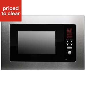 Cooke & Lewis CLBM1SS-C 800W Built-in Microwave £98 @ B&Q