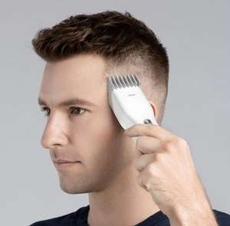 Original White Xiaomi Youpin ENCHEN Electric Hair Beard Clippers £8.72 @ DHgate