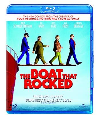 The Boat That Rocked [Blu-ray] [Region Free] UK Import £2.99 prime / £5.98 non prime @ Amazon