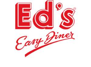 40% off Eds Diner mains and breakfast @ Bluewater and Cheshire Oaks only
