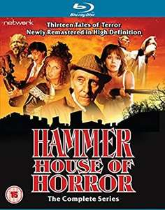 Hammer house of horror complete series blu ray £15.03 @ Amazon prime (£2.99 non prime)