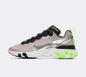 Nike React Element 55 SE Trainers £74.99 sizes 6 up to 12 @ Footasylum + Free Delivery