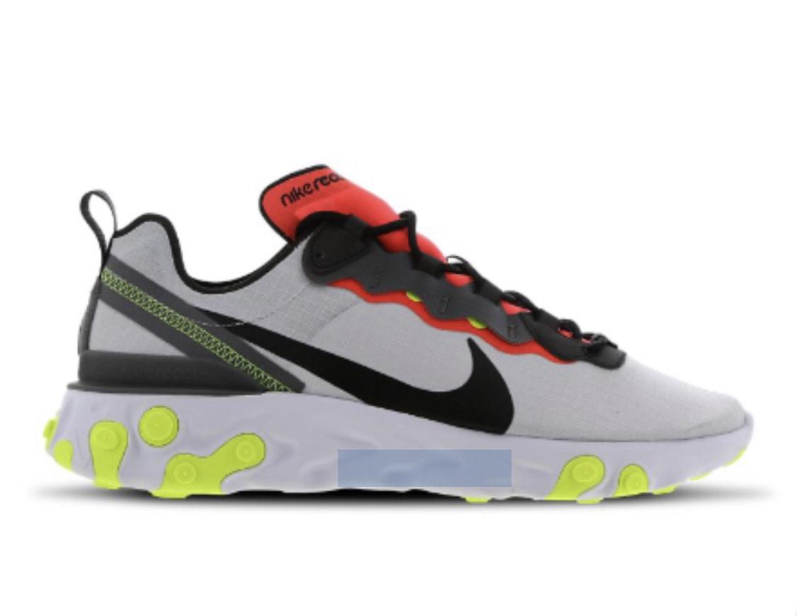 Nike React Element 55 - Men Shoes - £69.99 delivered @ Foot Locker