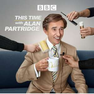 This Time With Alan Partridge £4.99 @ iTunes