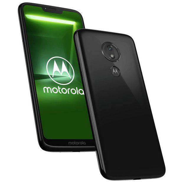 SIM Free Motorola G7 Play £109.95 @ Argos + £10 quidco cashback