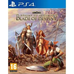 The Dark Eye - Realms of Arkania : Blade of Destiny (PS4) £2.95 Delivered @ The Game Collection
