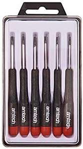 Amtech L0530 6pc Precision Torx Screwdriver Set for £2.80 delivered @ Amazon / Dispatched from and Sold by Dapetz