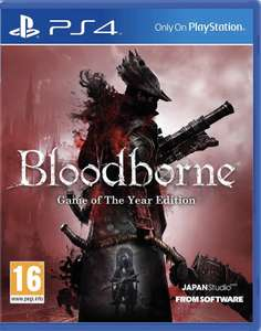 Bloodborne: Game of the Year Edition (PS4) £12.99 @ playstation store