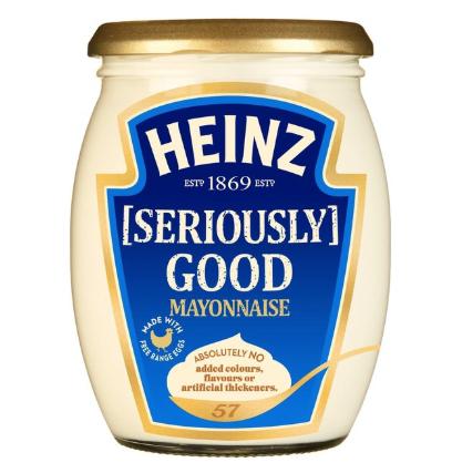Heinz Mayo 480ml £0.79 OneBelow