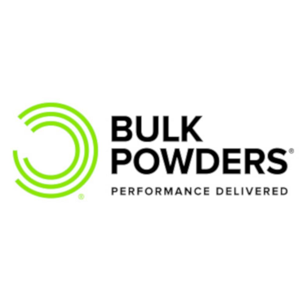 "50% off full priced items at Bulk Powders using code ""TREAT"""