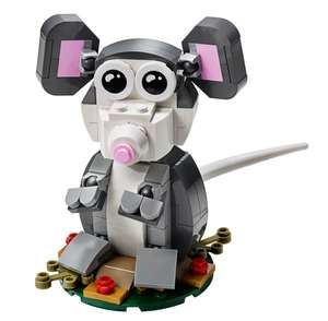 Free LEGO 40355 Year Of The Rat set with any purchase over £80 @ LEGO Shop