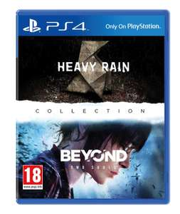 Heavy Rain & Beyond: Two Souls Collection (PS4) - £8.85 delivered @ Base