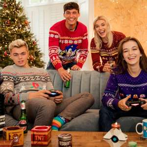 50% off Christmas jumpers with free delivery at Geekstore
