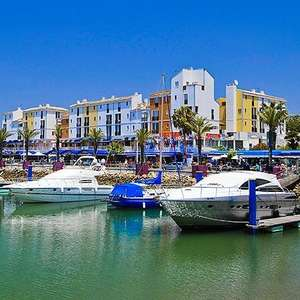 7 nights Rio Apts, Vilamoura, Algarve 1st Apr - 8th Apr + Flights Southend to Faro now £175 (£88pp) inc taxes/cabin bags at Travel Republic
