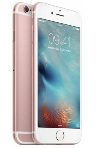 SIM Free Apple iPhone 6s 32GB Rose Gold refurbished £122.99 @ Argos Ebay