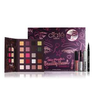 Ciate London Cosmetics Sale Over Half Price on most items 60% off Beauty Haul II Set at Ciate