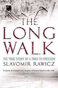 The Long Walk: The True Story of a Trek to Freedom @ The Works For 50p (Free C&C)