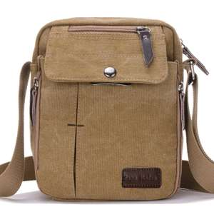 Cross body men's bag Sold by Super Modern (UK) and Fulfilled by Amazon £4.99 Prime (+£3.49 non Prime)