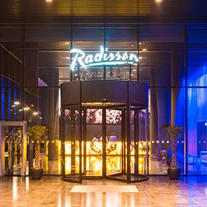 Radisson Hotels - Spend £100, get £30 Back @ American Express