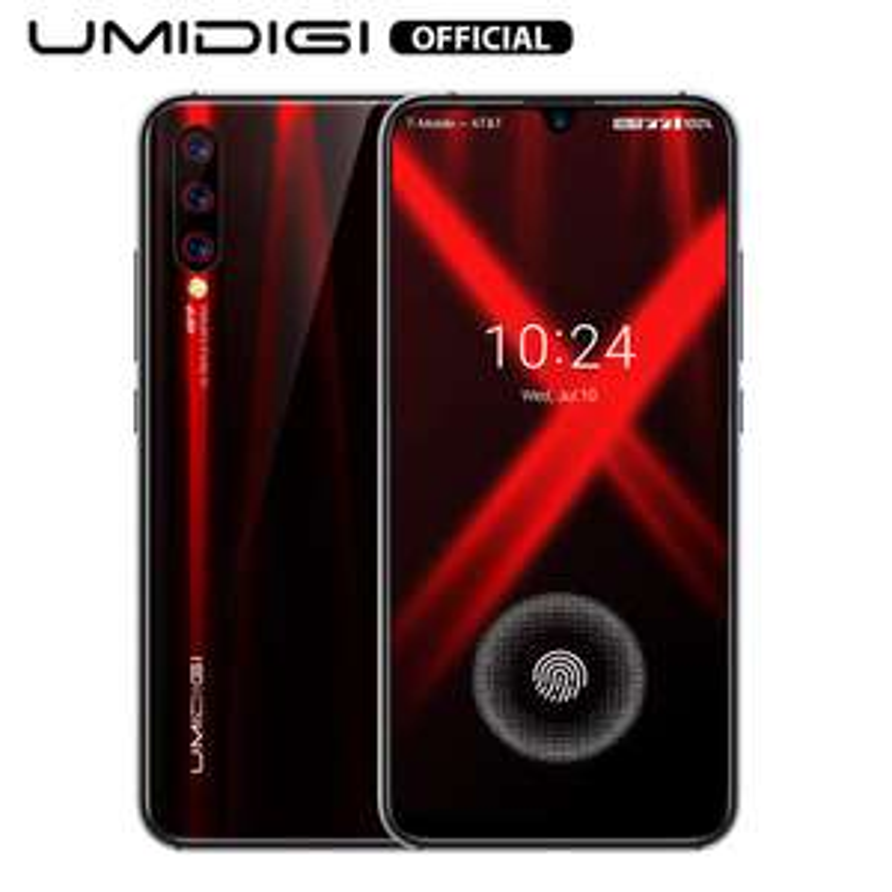UMIDIGI X Smart Phone SIM Free 4G Smartphone 48MP AI Triple Camera 128GB down to £161.46 Sold by U-M-I EU-Shop and Fulfilled by Amazon.
