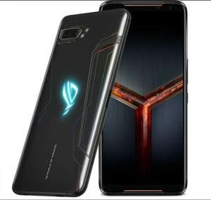 Asus ROG Phone II 512GB (Unlocked for all UK networks) - Black Smartphone £683 @ Wowcamera