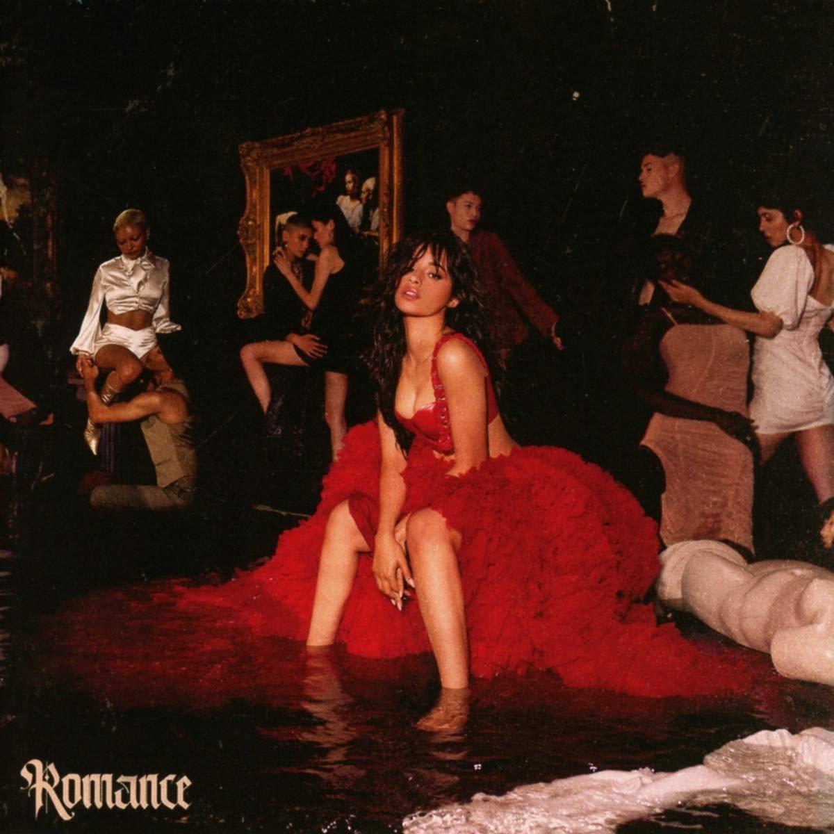 Romance CD by Camila Cabello +mp3 version £8.93 (Prime) £11.92 (Non Prime) @ amazon.co.uk