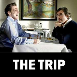The Trip (3 seasons) starring Steve Coogan and Rob Brydon £3.99 each to own @ amazon prime video