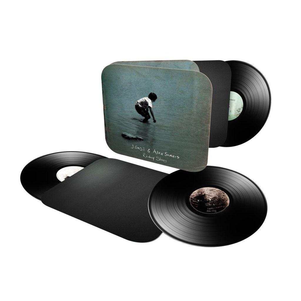 Riceboy Sleeps (Analogue Remaster) [VINYL] Triple LP 150 gram, Box Set - £26.15 @ Amazon