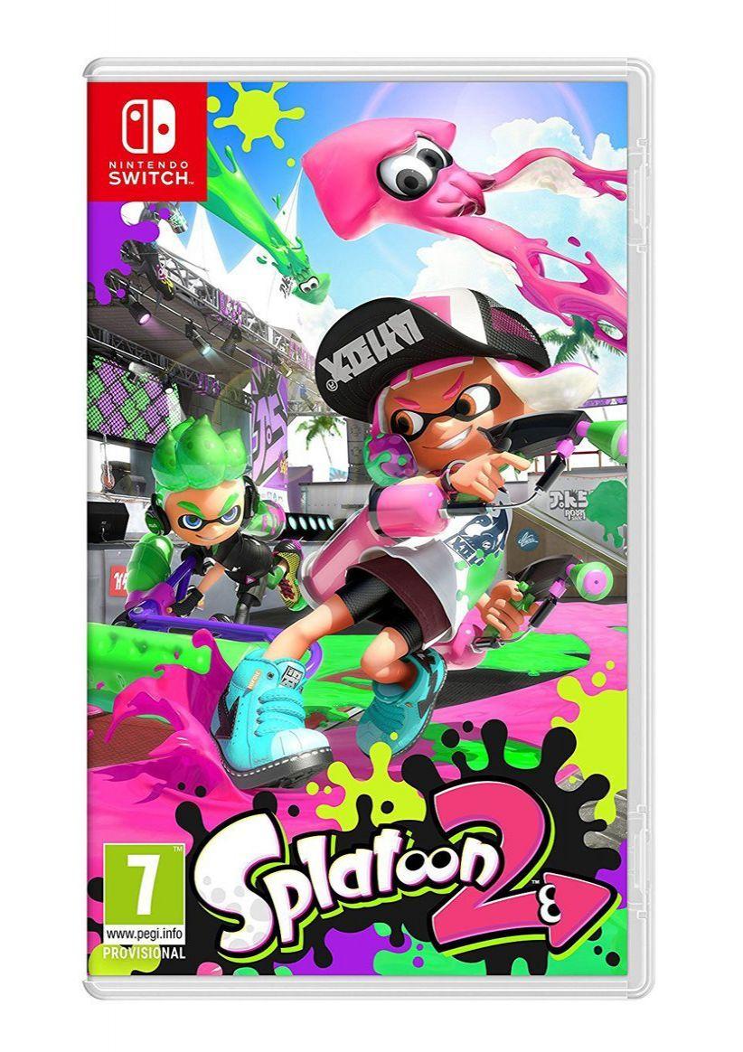 Splatoon 2 (Nintendo Switch) - £36.85 @ Simply Games