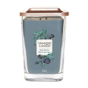 Yankee Candles - Yankee Candle Elevation Dark Berries Candle 552g £16.99 + £1.99 Delivery @ Fragrance Direct