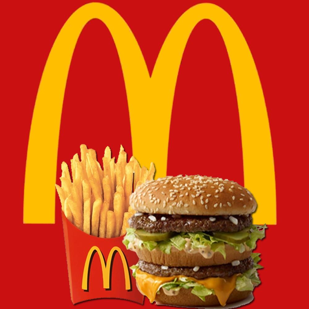 McDonald's App deal - Big Mac & Fries for £1.99 - Wednesday 15th Jan