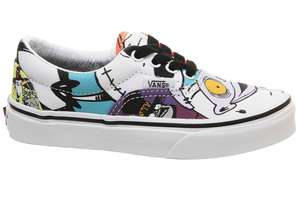 Vans Era Toddler / Kids trainers Halloweentown trainers now £18/£20 sizes 3T up to 1C @ Office Free C&C or £3.50 p&p