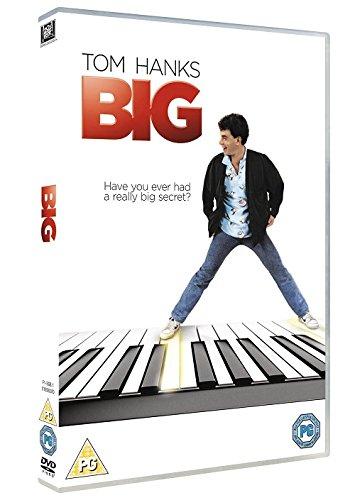 Big [DVD] [1988] £2.99 (Prime) / £5.98 (non Prime) at Amazon