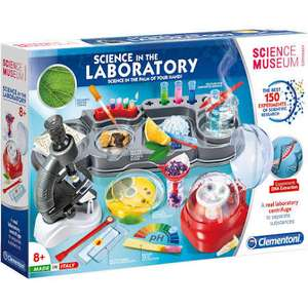 Clemontoni Laboratory Science Museum £3 Tesco