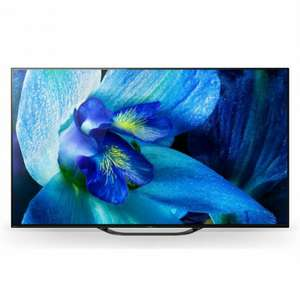 Sony Bravia KD65AG8 (2019) OLED HDR 4K Ultra HD Smart Android TV 65 Freeview HD - open box £1610.99 ebay / xsitems_ltd