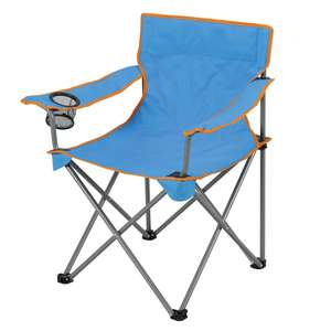 Tesco outdoors folding armchairs - £4 instore bought in Tesco Extra Llanelli, South Wales