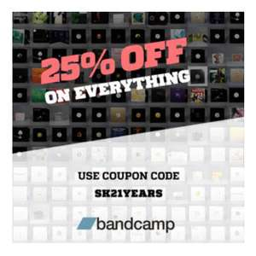 25% off all Sonar Kollektiv Purchases at Bandcamp