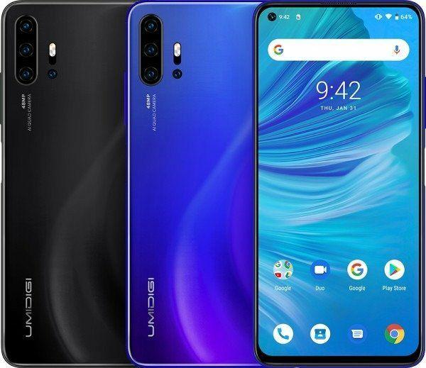 UMIDIGI Power 3 Moblie Phone Android 10 48MP Quad AI Camera 6150mAh Smartphone £113.92 @ Deal Extreme