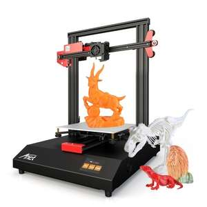 Anet ET4 3D Printer with 2.8-inch touchscreen, heatbed, 8Gb SD Card & 10m PLA Filament for £133.49 delivered @ TomTop Germany