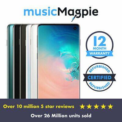 Samsung Galaxy S10+ Plus unlocked with 128GB storage £532.99 at musicmagpie eBay