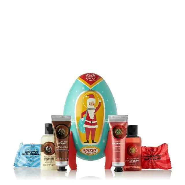 4 Gift Sets for £29 delivered using code at Body Shop!