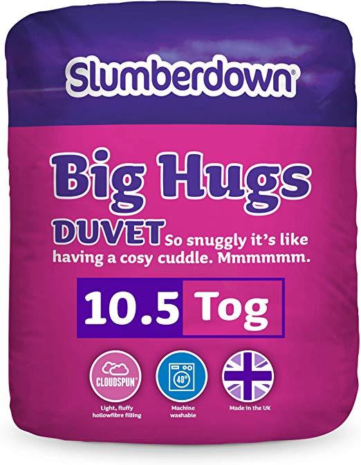 Half price Slumberdown Duvets from £7.50 online and instore (Nottingham) @ Wilko