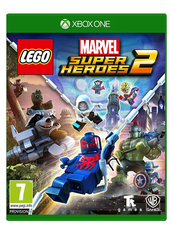 LEGO Marvel Superheroes 2 (Xbox One / PS4) £12.99 @ Amazon (+£2.99 Non-prime)