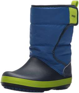 Crocs Kid's Lodgepoint Snow Boot now £18 (Prime) + £4.49 (non Prime) at Amazon