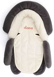 Diono Cuddle Soft, Comforting All-Body Support For Low-Weight Babies, Grey £9.60 @ Amazon (+£4.49 Non-prime)