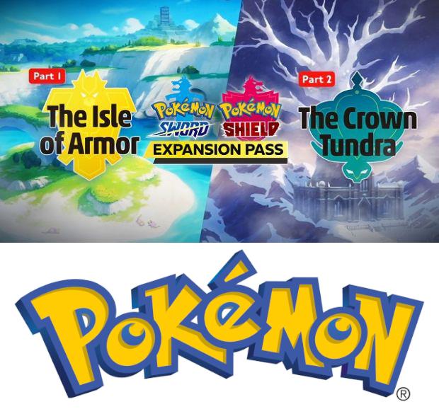 Pokémon Sword or Shield Expansion Pass - [Nintendo Switch] £21.49 @ CDKeys