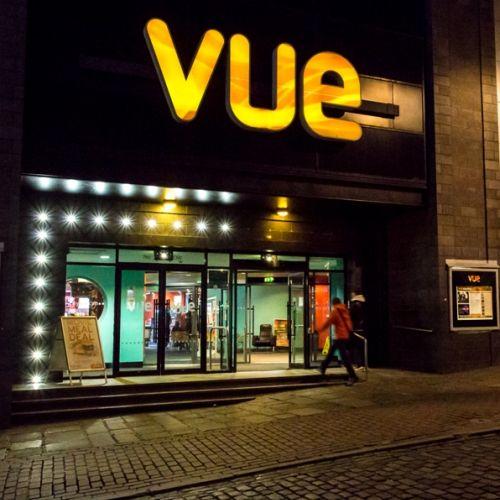 2 Vue tickets for £7 from Vodafone VeryMe Rewards