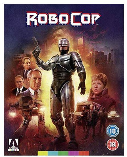 Robocop Limited Edition [Blu-ray] £15 at Amazon