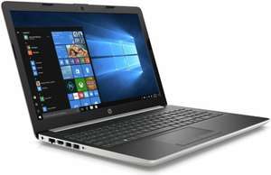 HP 15-DS0057NA 15.6 Inch Intel Core i7 4GB RAM + 16 GB Optane memory + 2TB HDD Laptop - Silver - £418.99 delivered @ Argos eBay