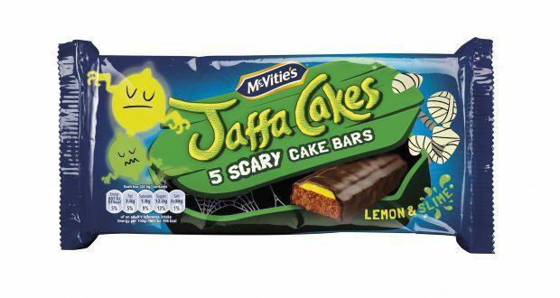 3 x McVities Jaffa Lemon & Slime Cake Bars 5 Pack - £1 @ Fulton Foods